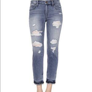 Joe's Billie Crop Boyfriend Jeans Size 26
